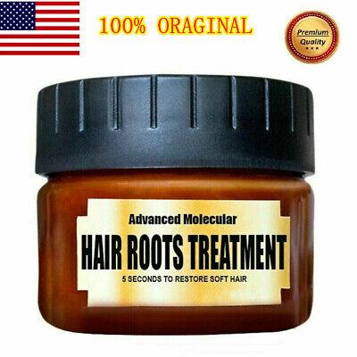 Advanced Molecular Hair Roots Treatment Repair Hair Miracle Hair Treatment 60ML
