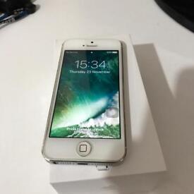 Apple Iphone 5 16gb White Unlocked