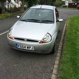 Ford KA style 2004 1.3 petrol MANUAL CD CHANGER BUILT IN FRONT LADY OWNER