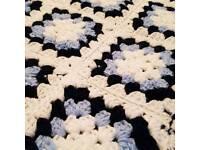 My handmade afhgans granny square blankets