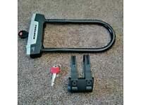 Trelock bs550 bicycle u lock d lock