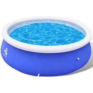 Inflatable Swimming Pool Blue 360 x 90 cm(90535)vidaXL Mount Kuring-gai Hornsby Area Preview
