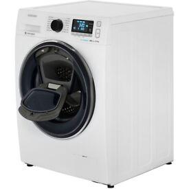 Bank Holiday Offer!!! Samsung WW80K6610QW AddWash Washing Machine 8kg-RRP £659