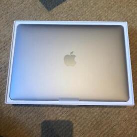 Space grey MacBook - never been used!