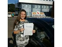 Driving lessons in Edinburgh