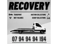 CHEAP BREAKDOWN RECOVERY & TRANSPORTATION VEHICLE COLLECTION AND DELIVERY SERVICE COPART AUCTION 24