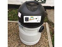 Heissner ourdoor pond vacuum cleaner