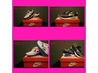 Selection of nike air max trainers ( cheap )