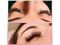Eyelash Extensions 💕