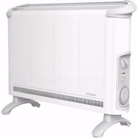 Dimplex 403TSTI Wall Mountable Convector Heater with Timer in White