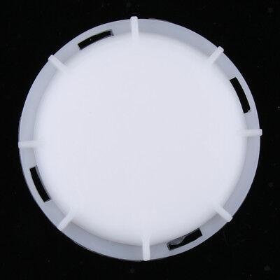 1000L IBC Tank Valve Dust Cover IBC Adaptor Fitting Seal Cap White ID 60mm