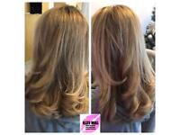 Bouncy blow drys and hair styling - Essex & Hertfordshire