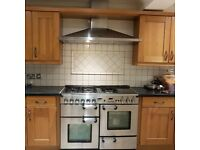 Rangemaster gas cooker and cooker hood for sale!!