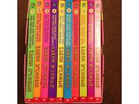 Ally's World 10 Book Collection By Karen McCombie