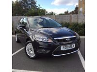 Ford Focus Titanium 2.0 Diesel Keyless entry Heated Seats Climate Control Sony DAB Fully Loaded
