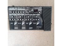 Boss ME-70 Guitar Multiple Effects unit for sale - good condition - £80 - CASH AND COLLECT ONLY