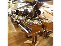 Rich Lipp Baby Grand Piano Rosewood By Sherwood Phoenix Pianos