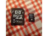 Micro SD Card 4GB Fully Working formatted to FAT32