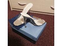 Fabulicious Women's Gala Bikini Competition Sandals