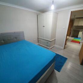A studio flat