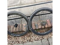 Elemental D1 wheelset