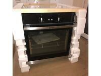 Brand New Neff Integrated Single Oven - Stainless Steel