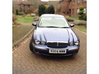 Jaguar X Type 3.00 Litre 2004, I don't think you will find a better one.