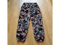 Ladies casual summer trousers size 12