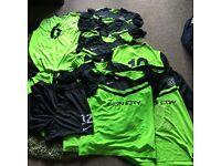 Men's full set football kit