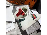 Brand new Gucci trainers