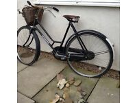 Vintage Pashley Bike
