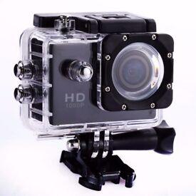 Full HD 720P SJ4000 Waterproof Sports Camera NEW AND BOXED