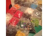 Large Lego joblot with instruction manuals