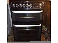 BLACK CANNON 60cm ELECTRIC COOKER, 4 MONTHS WARRANTY, FREE LOCAL DELIVERY