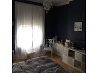 Very large one bed Victorian flat hove