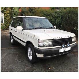 Range Rover V8 Automatic