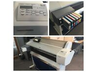 "Professional large-format digital colour printing (44"") from Epson"