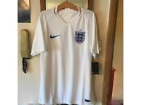 England World Cup shirts!!