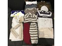 Baby boys bundle 6-9 month