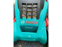 Bosch electric lawn mower Rotak 34 34cms - 1400W