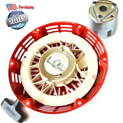 Pull start Recoil Starter for Honda GX 340 GX 390 Generator