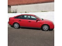 2002 Vauxhall vectra 2.2 diesel low mileage 91000 miles full service !!!