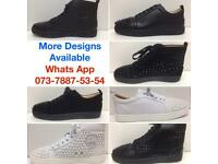 c608a343eb5 Louboutin sneakers in London | Men's Trainers For Sale - Gumtree