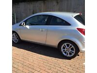 2008 Vauxhall Corsa, 3 dr, ready to drive away!