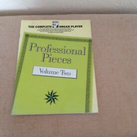 Professional Pieces Volume Two
