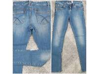 5 pairs of jeans size 10