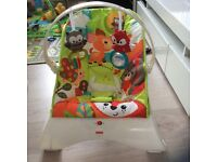 Baby Bouncer with vibration for sale