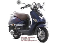 *Brand New* Lexmoto Verona 125 Learner scooter. Free delivery. 2 year Warranty. Main Dealer. 24-10