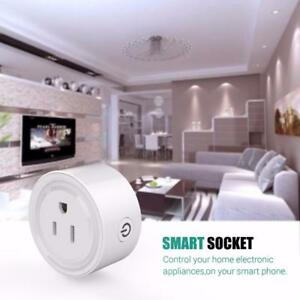 Weekly Promo!  WI-FI ENABLED WIRELESS MINI SMART POWER PLUG/SOCKET OUTLET, SP1, $25 (was$39.99)