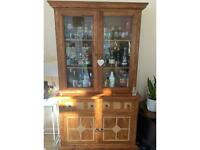 Sideboard and drinks cabinet